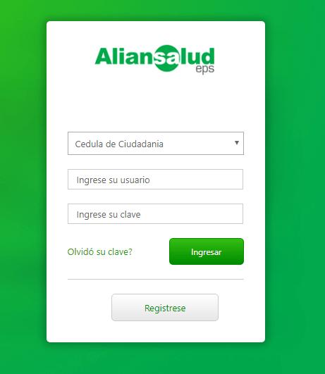 Imagen: Certificado eps AlianSalud | Descarga tu Certificado EPS